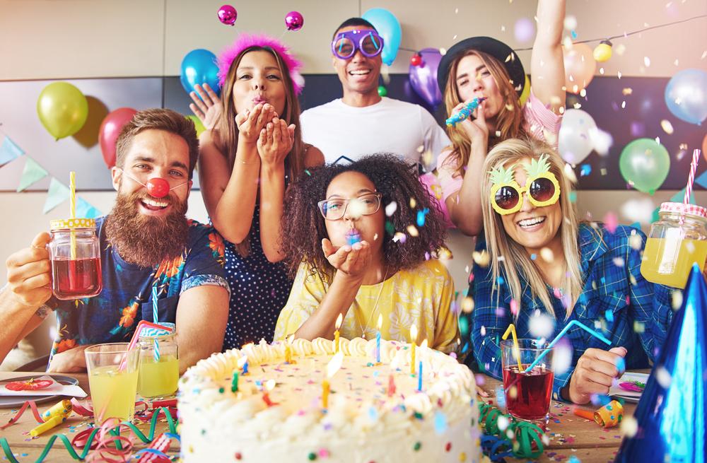 誕生日会、シェアハウス・ゲストハウスでの入居者パーティーや送別会などにも。