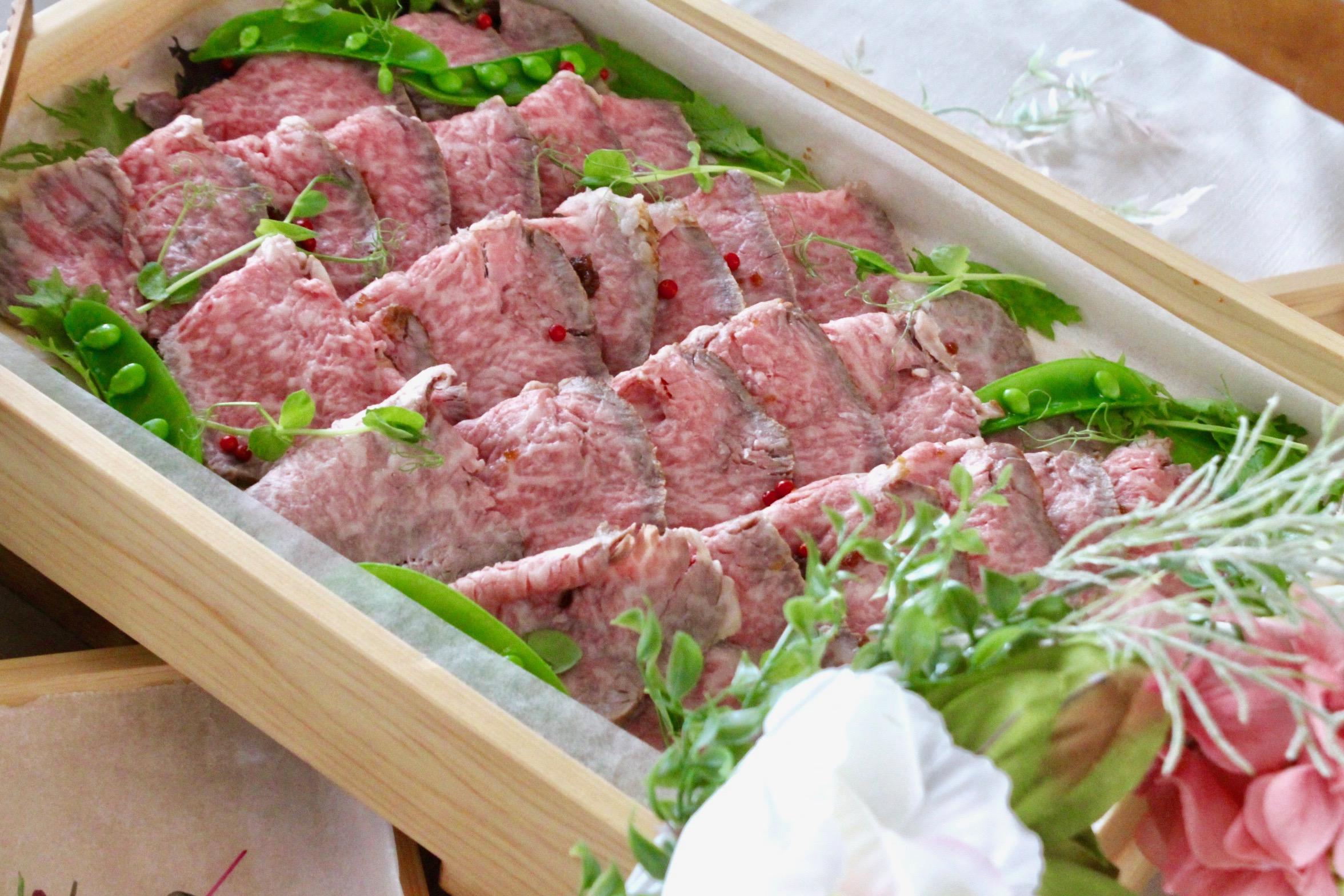 宮崎県産和牛ローストビーフ